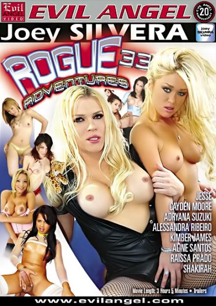 Rogue Adventures #33 DVD