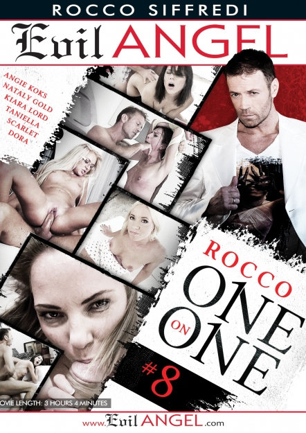 Rocco One On One #08 DVD