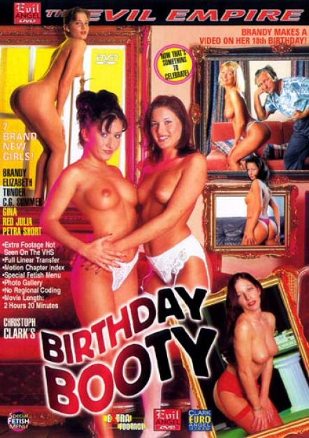 Birthday Booty DVD