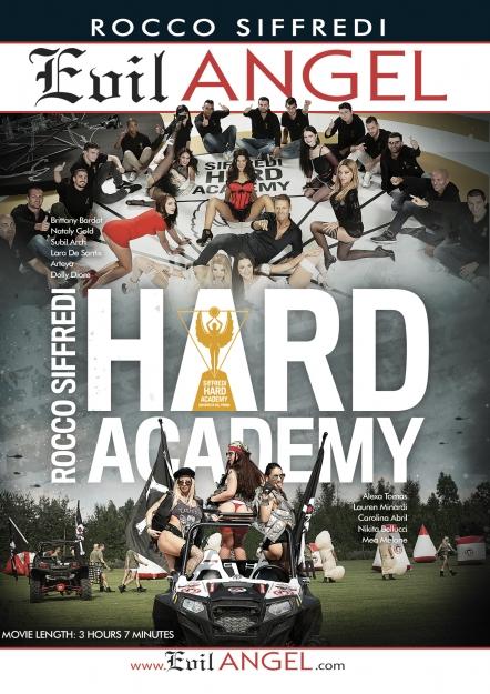 Rocco's Siffredi Hard Academy DVD
