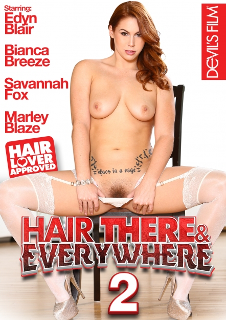 Hair There Everywhere #02