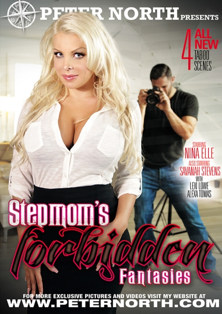 Stepmom's Forbidden Fantasies DVD