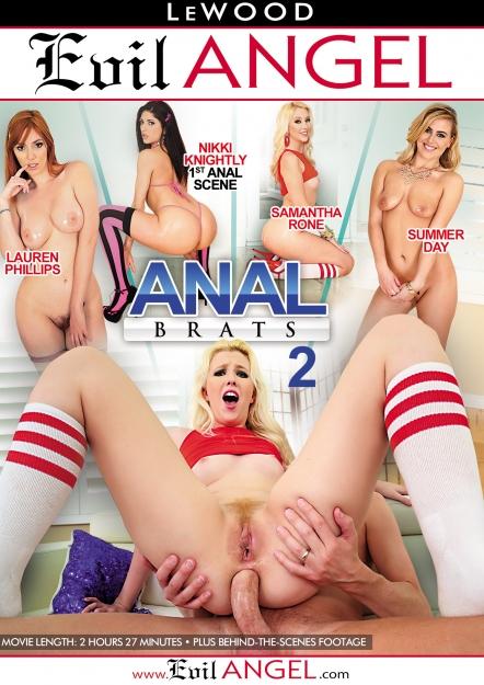 Anal Brats #02