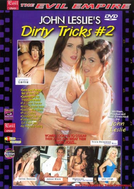 Dirty Tricks #02 DVD