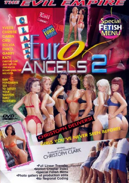 Euro Angels #02 DVD