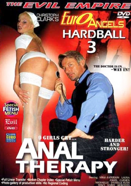 Euro Angels Hardball #03 - Anal Therapy DVD