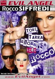 Tori, Tarra & Bobbi Love Rocco DVD