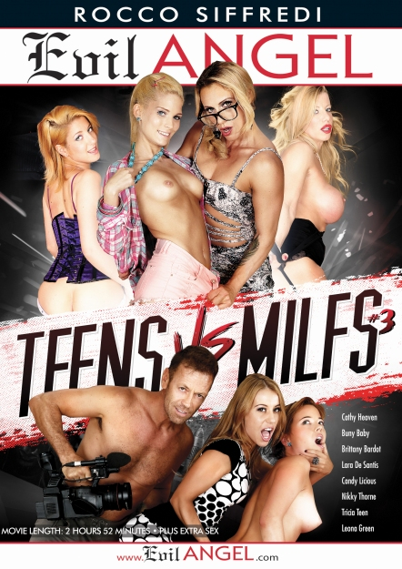 Teens Vs MILFS #03 DVD