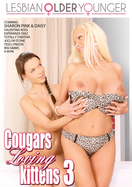 Cougars Loving Kittens #03