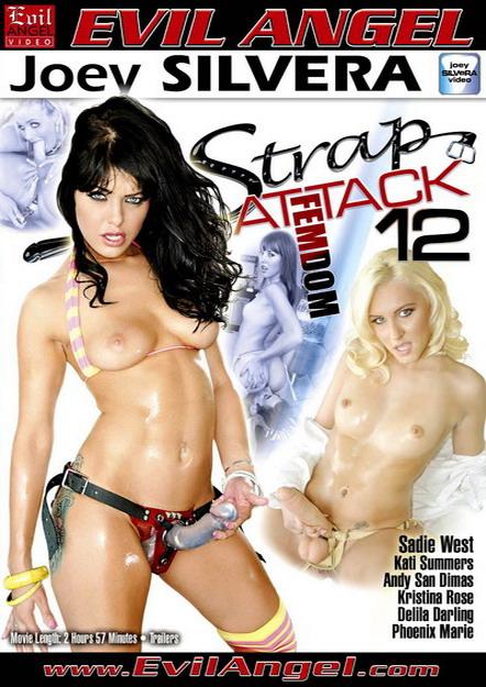 Strap Attack #12 DVD