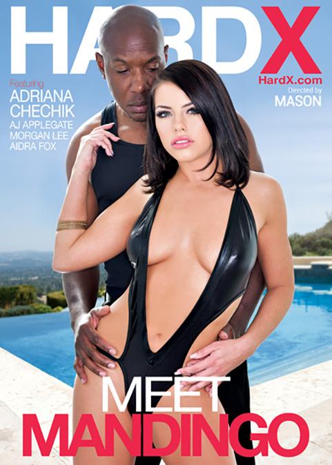 Meet Mandingo DVD