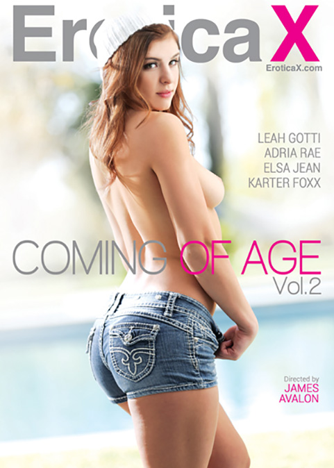 Coming of Age 2 DVD