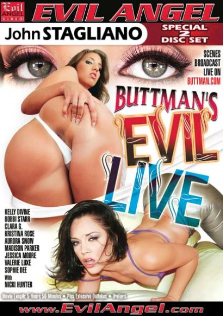 Evil Live DVD