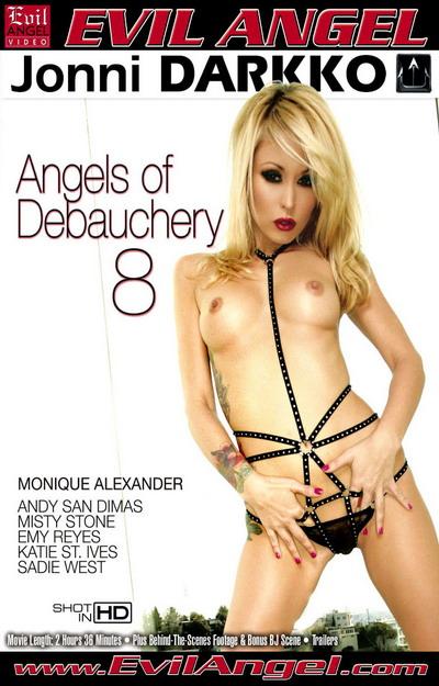 Angels of Debauchery #08 DVD
