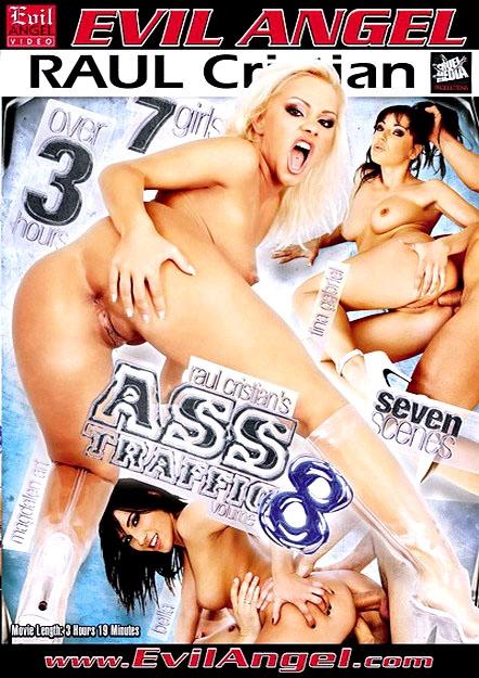 Ass Traffic #08 DVD