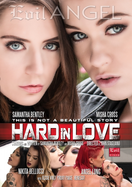 Hard In Love DVD