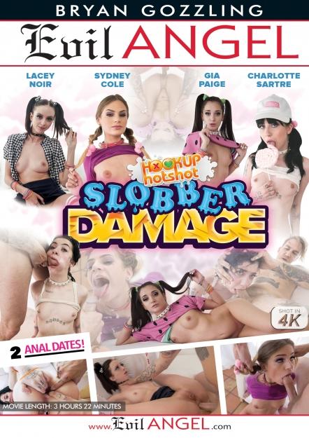 Hookup Hotshot: Slobber Damage DVD