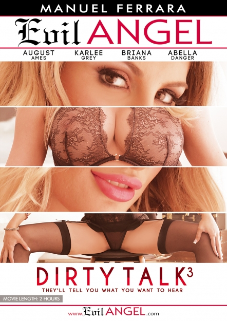 Dirty Talk #03 DVD