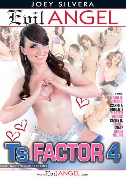 TS Factor #04 DVD