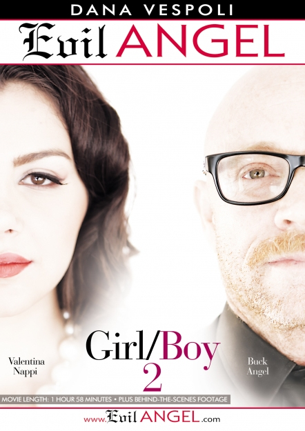 Girl-Boy #02 DVD