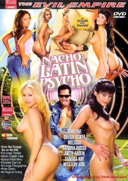 Nacho: Latin Psycho DVD
