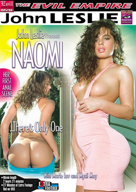 Naomi - There's Only One DVD
