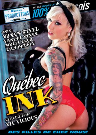 Quebec Ink DVD