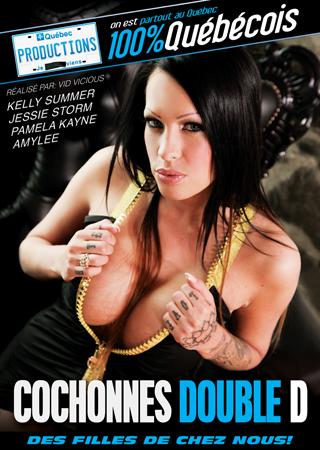 Cochonnes Double D DVD