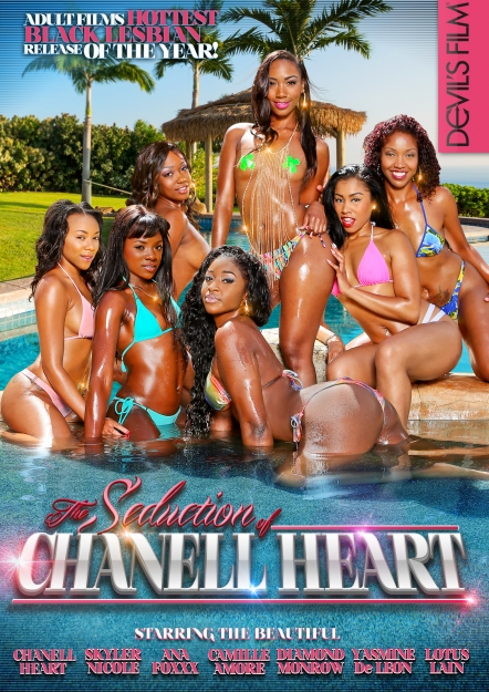 Seduction of Chanell Heart DVD