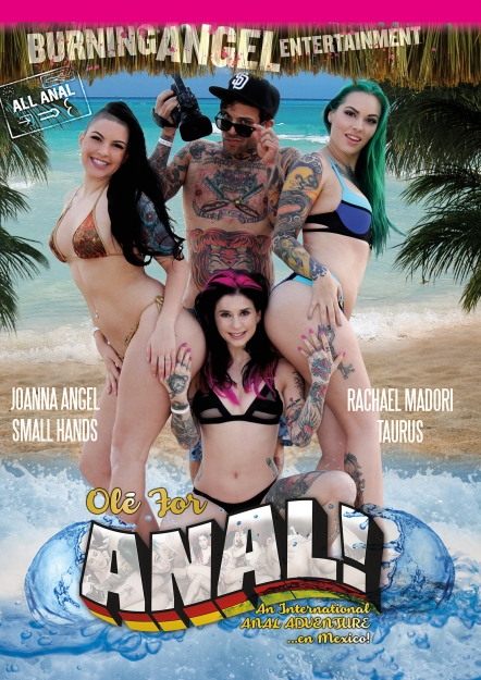 Ole For Anal DVD