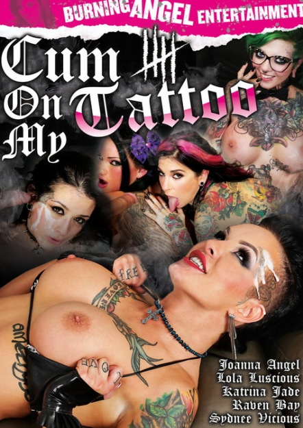 Cum On My Tattoo 5 DVD