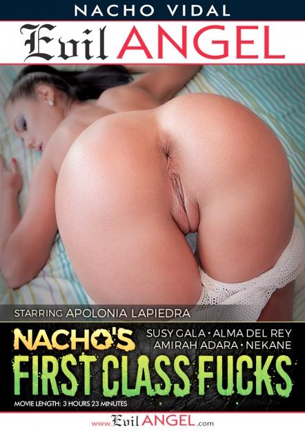 Nacho's First Class Fucks DVD