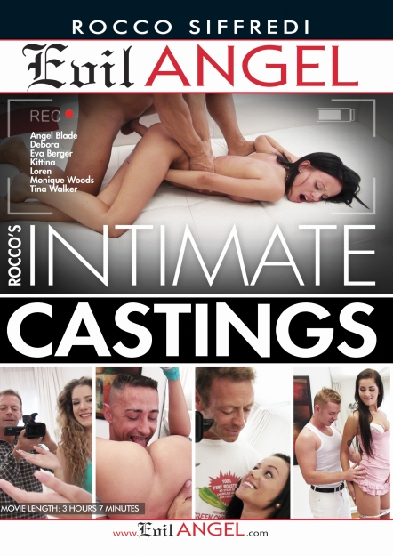 Rocco's Intimate Castings DVD