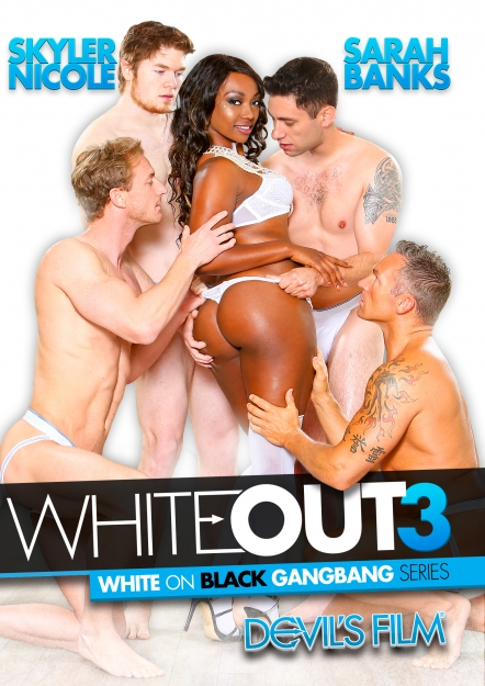 White Out #03 DVD