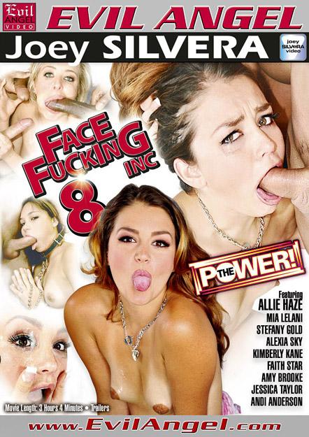 Face Fucking Inc #08