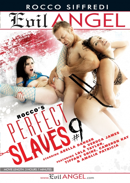 Rocco's Perfect Slaves #09 DVD