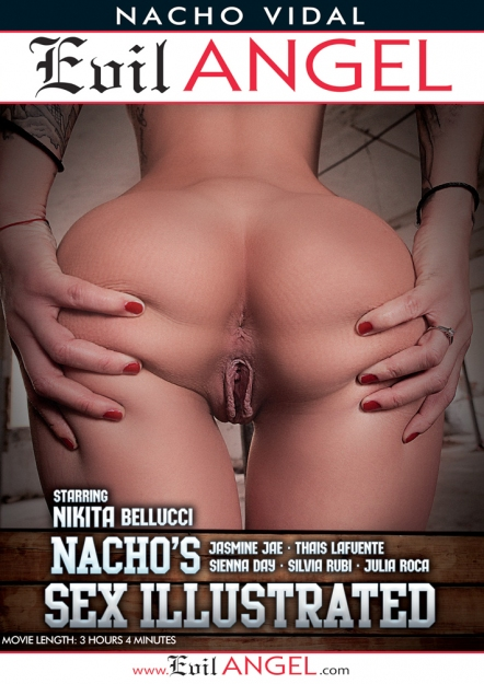Nacho's Sex Illustrated DVD