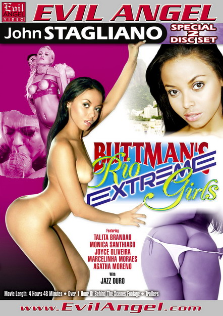 Buttmans Rio Extreme Girls DVD