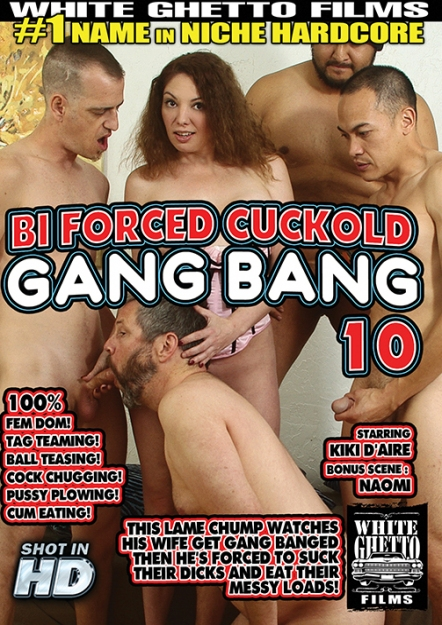 Bi Cuckold Gang Bang #10