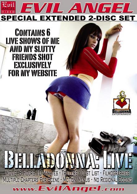 Belladonna Live DVD