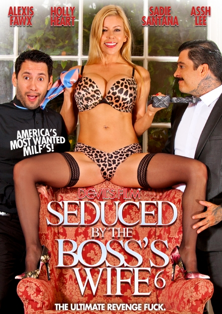 Seduced By The Boss's Wife #06 DVD