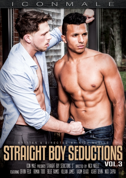 Straight Boy Seductions 3 DVD