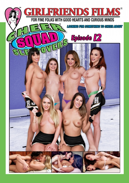 Cheer Squad Sleepovers #12 DVD