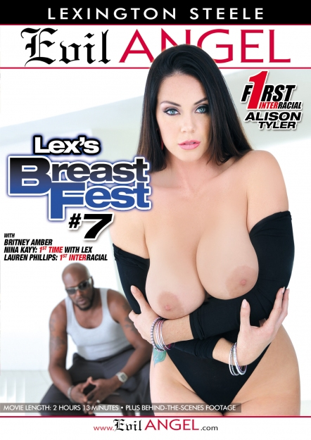 Lex's Breast Fest #07 DVD