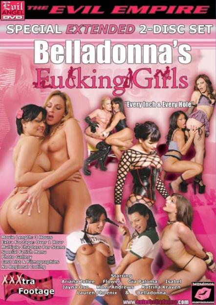 Fucking Girls 1 DVD