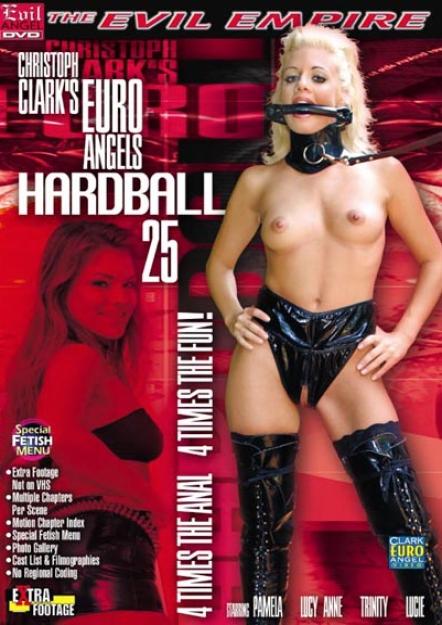 Euro Angels Hardball 25 DVD