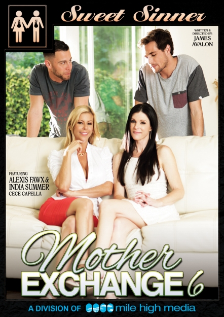 Mother Exchange #06 DVD