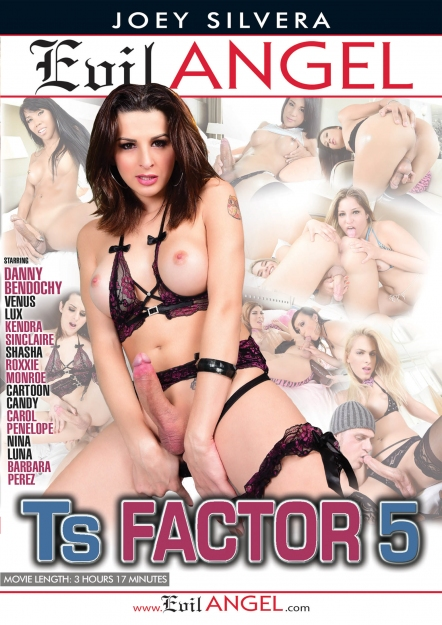 TS Factor #05 DVD