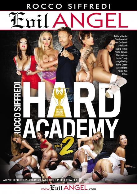 Rocco Siffredi Hard Academy #02 DVD