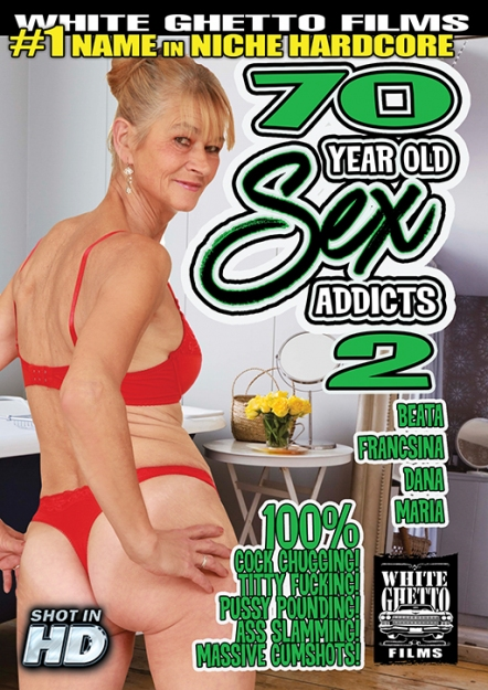 70 Year Old Sex Addicts #02 DVD